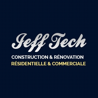 Construction et rénovation Jeff-tech logo