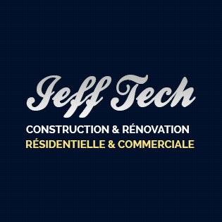Construction et rénovation Jeff-tech logo