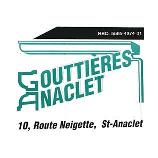 Gouttières anaclet